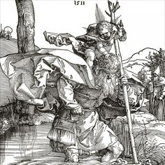 Albrecht Durer   St Christopher
