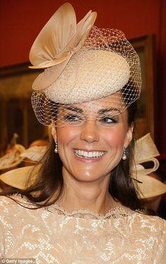 Duchess of Cambridge, at Queen Elizaberth II's Diamond Jubilee 2012