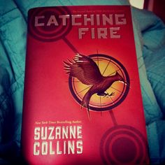 Catching Fire Second book is better then the first By Far!  Rating: 9/10