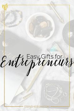 Easy Gifts for Entrepreneurs Boss Lady Gifts, Gifts For Boss, Gifts For Girls, Gifts For Women, Holiday Gifts, Christmas Gifts, Starting Your Own Business, Book Girl, Easy Gifts