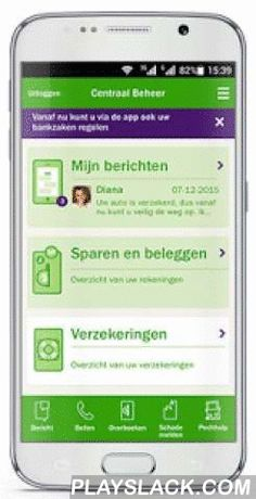 Centraal Beheer – Even Appen  Android App - playslack.com ,  Met de Centraal Beheer app kunt u uw verzekeringen bekijken en uw bankzaken regelen. Of regelt u eenvoudig uw schade. Ook kunt u direct 'Even Apeldoorn' bellen of appen.Wat kunt u met de Centraal Beheer app?• Uw verzekeringen bekijken.• Eenvoudig een schade melden.• Direct hulp bij pech.• Een afspraak maken voor reparatie van een autoruit of blikschade.• Uw bankzaken regelen: spaarsaldo checken, geld overmaken en overboekingen…