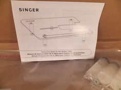 """Singer Quilter Quilt Quilting Table Sewing Machine Extension 20"""" x 15"""" 