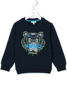 8e189e219 Kenzo Kids Moletom De Algodão Com Logo - Farfetch. Kenzo KidsKid ClosetBaby  Kids ClothesGraphic SweatshirtSweater ...