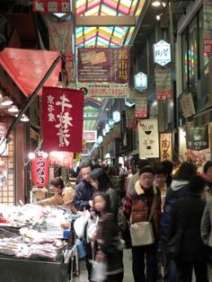 Nishiki Market + 9 other must-see restaurants and foodie destinations in Kyoto
