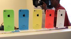 Produção Do iPhone 5C Descontinuada No Próximo Ano