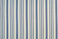 Great Barn Stripe - Ralph Lauren - Vintage Denim/calico corners