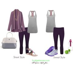 Street Style to Sweat Style 6, created by bridgetteraes on Polyvore