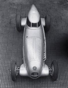 1934 Mercedes-Benz W25 Rennlimousine by Zoltan Glass