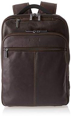 09cfe00a5ba2 10 Best Men s Backpacks For Work that are Professional and Stylish. Leather  Laptop BackpackLuggage ...