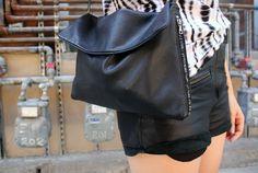 Lomme bag