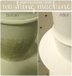 14 Clever Deep Cleaning Tips & Tricks Every Clean Freak Needs To Know Deep Cleaning Tips, House Cleaning Tips, Natural Cleaning Products, Spring Cleaning, Cleaning Hacks, Cleaning Solutions, Clean Your Washing Machine, Clean Machine, Homemade Toilet Cleaner