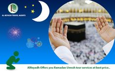 Al-reyadh travel agents - one stop solution for all your Soudi Visa needs, Cargo Services, and Haj and Umrah Tours.
