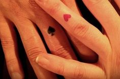 Tattoos for Specially Who Are In Love...
