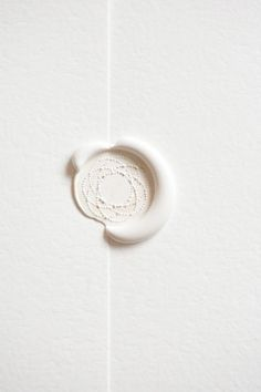 White Wax Seal by Mirly
