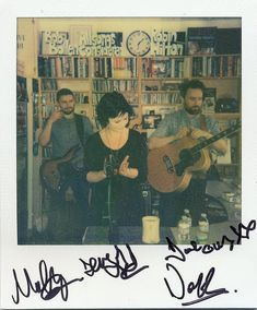 nprradiopictures: The Cranberries came by the. Guitar Hero Game, Instrument Music, Dolores O'riordan, Impossible Project, Rock, Cranberries, Baseball Cards, Groupes, Projects