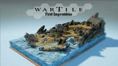 Wartile: Press Alpha First Look