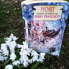 Do you not know that a man is not dead while his name is still spoken? - Terry Pratchett http://worldof-fiction.blogspot.cz/?m=1 #rip #terrypratchett #discworld #mort #death #spring #snowdrops #sternberk #march #love #lovereading #beletrie #book #fantasy #fiction #humor #magic #satira #writter #fictionworld