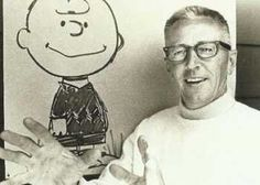 ~ CHARLES SHULTZ, AUTHOR OF PEANUTS CARTOON CHARACTERS ~ August   2010   Christa Rose Avampato