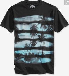 Univibe Sunset Stripe T-Shirt - T-Shirts - Men - Macy's Moda Converse, Cool T Shirts, Tee Shirts, Camisa Polo, Tee Shirt Designs, Custom T, Mens Tees, Shirt Men, Printed Shirts