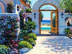 Hotel California - Howard Behrens