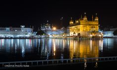 At last, having walked enough through the noisy streets, we go to the Golden Temple of Amritsar. We planed to visit The world's biggest free canteen too. Golden Temple Amritsar, Canteen, Creative Photos, Travel Photos, Louvre, Around The Worlds, Street, Building, Travel Pictures