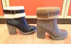 BRRR! When it's cold outside, it's time to break out the Roll the Dice bootie from Dirty Laundry Footwear!