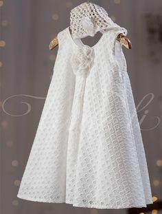Βαπτιστικό φόρεμα Vinte li - Κωδικός 2535