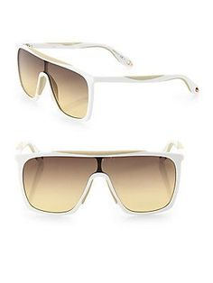 ab653759ccd5c Givenchy - 99MM Flat-Top Aviator Sunglasses
