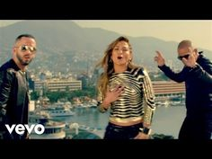 Nayer Ft. Pitbull & Mohombi - Suavemente (Official Video HD) [Kiss Me / Suave] - YouTube