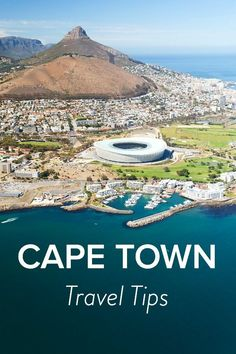 Not that you'll have a hard time finding things to do in Cape Town, but just in case...