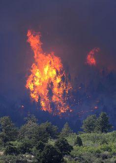 images of waldofire | Waldo Fire
