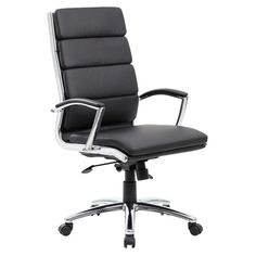 sealy santana fabric executive chair fixed arms gray 9843g