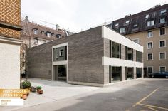 Office and Commercial Buildings: Reconstruction of Atelierhaus Dubstraße, Zürich / Boltshauser Architects