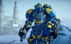 PLANETSIDE 2 - SCREENS 2 - PC