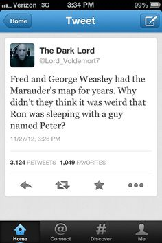 Fred & George had the Maurauder's Map for years...