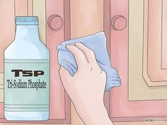 How to Paint Laminate Cabinets: 7 Steps (with Pictures) - wikiHow