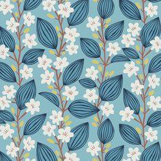 Textile Pattern Design, Flower Pattern Design, Surface Pattern Design, Textile Patterns, Textile Prints, Pattern Art, Abstract Pattern, Flower Patterns, Lino Prints