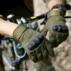 Get Discount Fleece Tactical gloves Military Army knuckles Battle Outdoor sport Cycling moto glove Full Finger latex gant assault luva tatica Motorcycle Riding Gloves, Motocross Gloves, Atv Motocross, Atv Riding, Army Gears, Combat Armor, Tactical Gloves, Atv Accessories, Batting Gloves