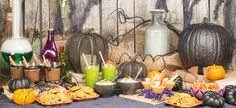 5 Wicked Good Halloween Party Recipes by Blendtec