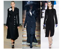 20 trends for Fall/Winter 2014-2015 XXL coats Dior Lanvin Céline