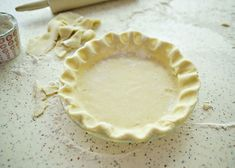 How to Make Pie Crust #DIY