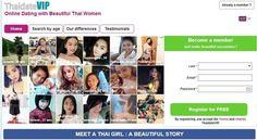 Dating app i Thailand