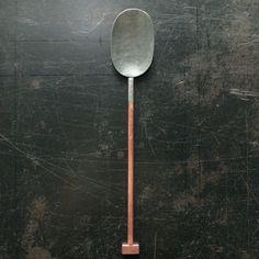 Hammered Spoons by Yumi Nakamura