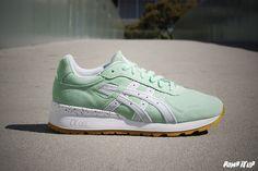 Asics GT II (Women) (Green Ash / Soft Grey) Sizes: 36 - 41.5 EUR Price: CHF 160.- #Asics #GTII #GT2 #GreenAsh #SoftGrey #Sneakers #SneakersAddict #PompItUp #PompItUpShop #PompItUpCommunity #Switzerland Baskets, Green Ash, Asics Gt, Chf, Switzerland, Grey, Sneakers, Shoes, Women