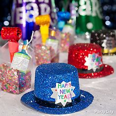 e08c3af5cbf79 Colorful New Year s Eve Party Ideas - Party City