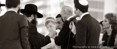 This #chuppah #ceremony is connected to the seven blessings which are recited over a cup of wine at the conclusion of the #ceremony (birchat nisuin or sheva brachot). #Wedding #Photography by #DominoArts (www.DominoArts.com)