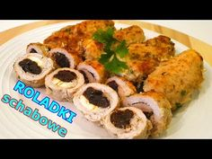 Sushi, Meat, Chicken, Ethnic Recipes, Youtube, Food, Essen, Meals, Youtubers