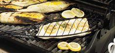 Broil King Recipe Stuffed Fish With Fresh Herbs