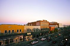Downtown Valdosta (photo by Mike Walker)