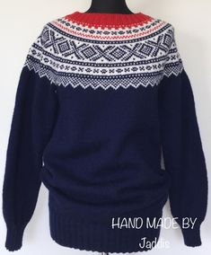 Hands, Pullover, Knitting, Sweaters, Handmade, Fashion, Moda, Hand Made, Tricot
